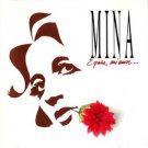 mina - espania mi amor... CD 1992 fonit cetra italy used mint