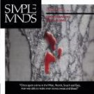 simple minds - ghostdancing jungleland CD single 1986 virgin UK 4 tracks used