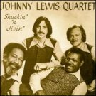johnny lewis quartet - shuckin' 'n jivin' CD 1998 ubiquity luv n haight used