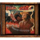 rusted root - stereo-rodeo CD 2009 adrenaline used mint