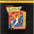rick wakeman - cirque surreal CD 1996 magnum used mint