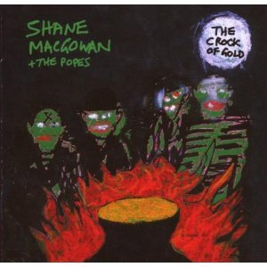 shane macgowan + the popes - crock of gold CD 1997 ZTT SPV import used mint