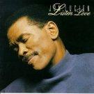 jon lucien - listen love CD 1991 polygram used mint
