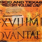god and texas - history volume one CD rave used mint