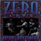 zero live at maritime hall - nothin lasts forever CD 1998 popmafia used mint