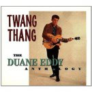 twang thang - duane eddy anthology CD 2-disc boxset 1993 rhino used mint