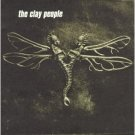 clay people - clay people CD 1998 slipdisc used mint