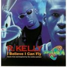 r kelly - i believe i can fly CD single 1996 jive 5 tracks used mint