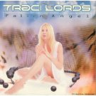 traci lords - fallen angel CD single 1995 radioactive 5 tracks used mint