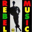 rebel music rebel mc CD 1990 polygram used mint