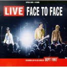 face to face - live sept 1997 CD 1998 vagrant used mint