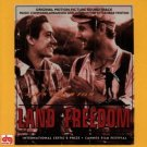 land and freedom - original motion picture soundtrack CD 1995 debonair drg used mint