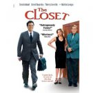 the closet - daniel auteuil gerard depardieu DVD 2007 new factory sealed