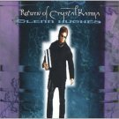 glenn hughes - return of crystal karma CD 2-discs 2000 steamhammer used mint