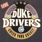 duke and the drivers - check your bucket CD 2003 dukedom used mint
