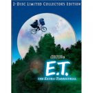 E.T. - 2-disc limited collector's edition DVD 2002 universal used