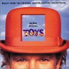 toys - music from original motion picture soundtrack CD 1992 geffen used mint