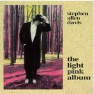 stephen allen davis - light pink album CD hometown records 14 tracks used mint
