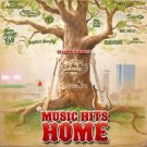 music hits home - various artists CD 2010 rounder used mint