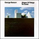 george benson - shape of things to come CD 1987 A&M used mint