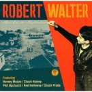 robert walter - there goes the neighborhood CD 2001 premonition used mint
