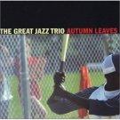 great jazz trio - autumn leaves CD 2002 411 village 10 tracks used mint