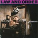 law and order - guilty of innocence CD 1989 MCA used mint