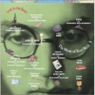lost in the stars - music of kurt weill CD 1985 A&M used mint