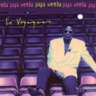 papa wemba - le voyageur Cd 1992 earthbeat used mint