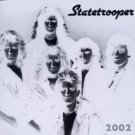 statetrooper - 2002 CD delicious records 10 tracks used mint