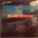 mark germino and the sluggers - rex bob lowenstein CD 1991 zoo BMG 4 tracks used mint