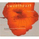sweetheart love songs - various artists CD 2004 hear music 13 tracks used mint