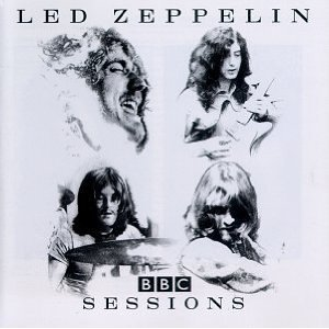 led zeppelin - BBC sessions Vinyl 4-LP limited edition boxset 1997 atlantic used mint