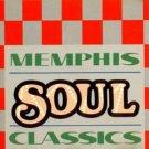 memphis soul classics - various artists CD 1987 warner 16 tracks used mint