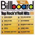 billboard top rock n roll hits 1962 - various artists CD 1993 rhino used mint