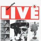 albert king - live CD 1989 tomato rhino 10 tracks used mint