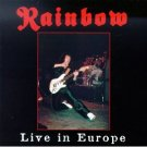 rainbow - live in europe CD 2-discs mausoleum classix BMG used mint