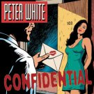 peter white - confidential CD 2004 sony 11 tracks used mint