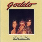 goddo - pretty bad boys CD 1981 unidisc canada used mint