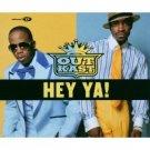 outkast - hey ya! CD single 3 tracks 2003 arista used mint