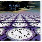 max vague - timing CD 9 tracks used mint