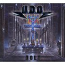 U.D.O. - holy CD 1999 nuclear blast breaker made in germany used mint