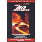 gone in 60 seconds - edward abrahms DVD 2000 Bci eclipse used mint