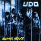 U.D.O. - animal house CD 1987 2000 nuclear blast made in germany used mint