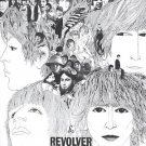 beatles - revolver CD 1998 Toshiba EMI japan 14 tracks used mint