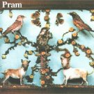 pram - museum of imaginary animals CD 2000 merge domino used mint