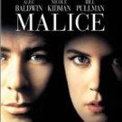 malice - alec baldwin nicole kidman DVD 2000 MGM used mint