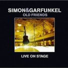 simon and garfunkel - old friends live on stage 2CDs + DVD 2004 warner used
