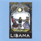 libana - a circle is cast CD 1986 spinning records 22 tracks used mint