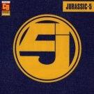 jurassic-5 - jurassic-5 CD 1998 PAN made in EU 13 tracks used mint